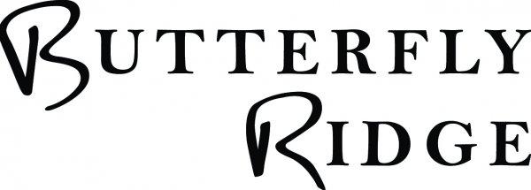 Butterfly ridge logo