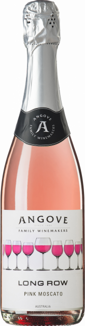 Long Row Sparkling Pink Moscato