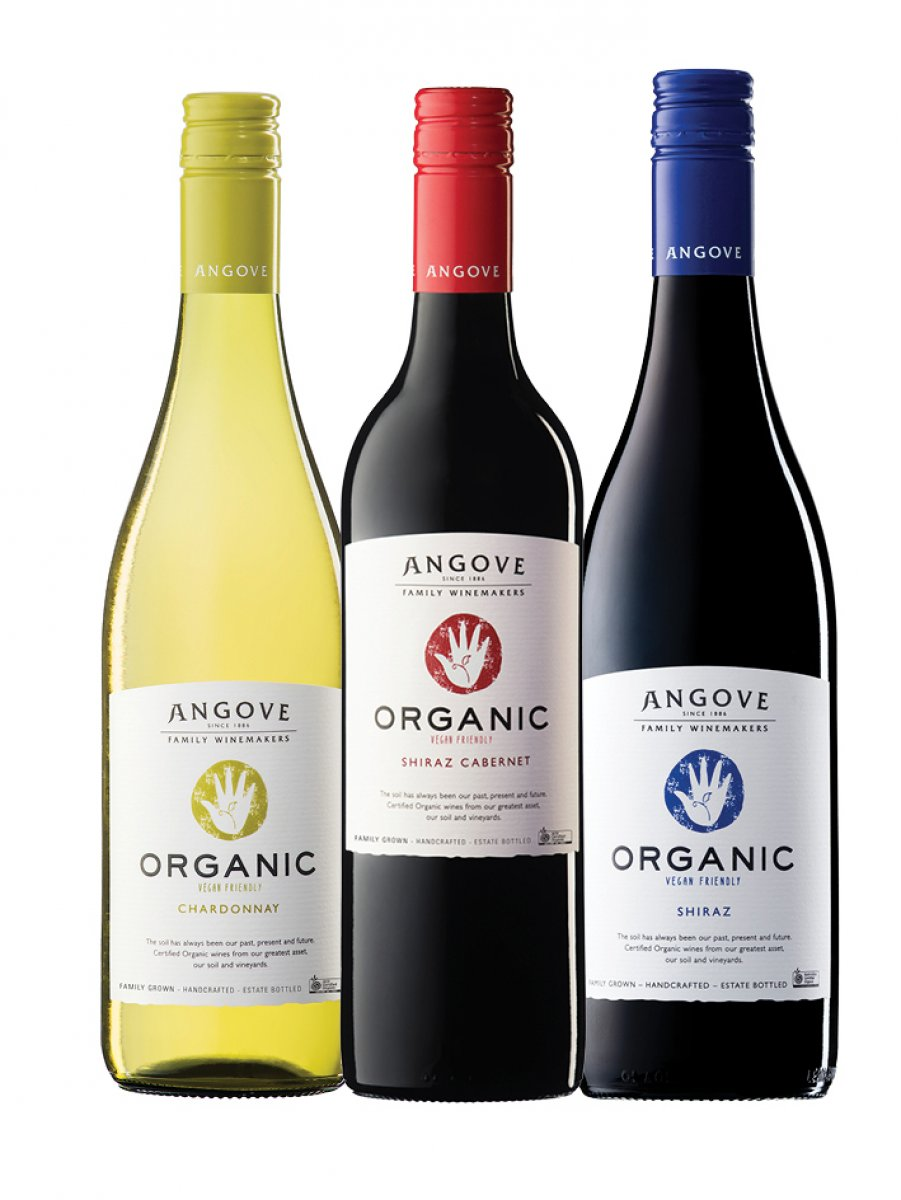 Angove Organic 6 Pack
