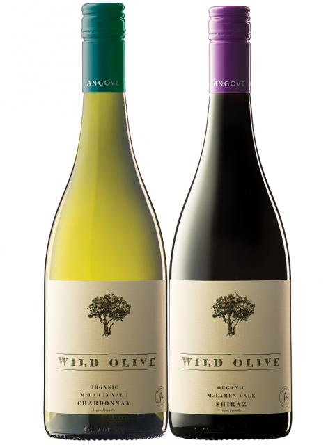 Wild Olive Organic Mixed 6