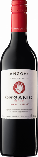 Angove Organic Shiraz Cabernet