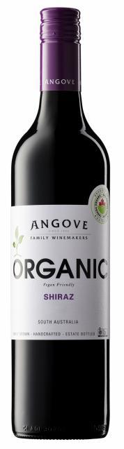 Angove Organic Shiraz