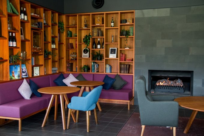 angove mclaren vale library tasting room