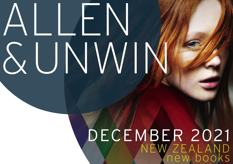 December 2021 NZ NEW BOOKS