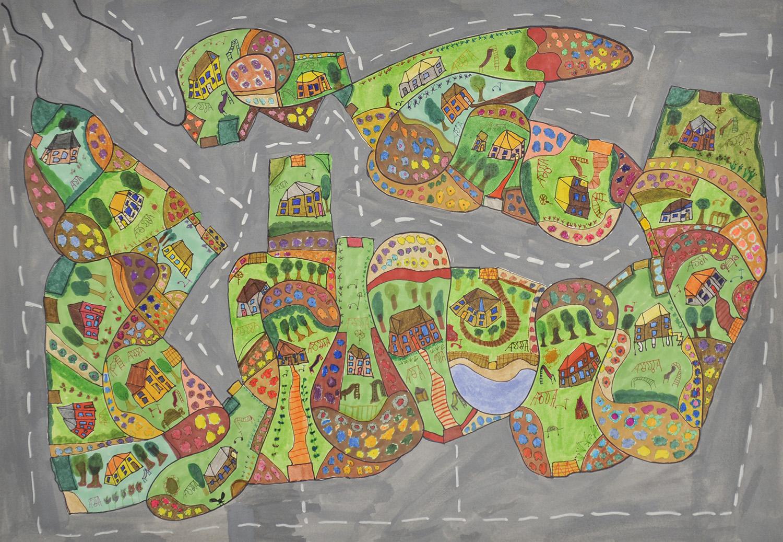 Exhibition: Erica Berechree – My World