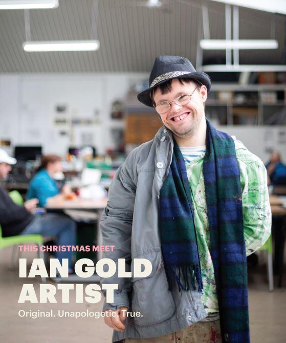 Ian Gold Artist