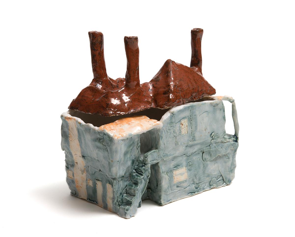 chris-obrien-no-8-urquart-st-northcote-edmund-house-2016-earthenware-glaze-19-x-11-x-18-cm-image-courtesy-of-arts-project-australia