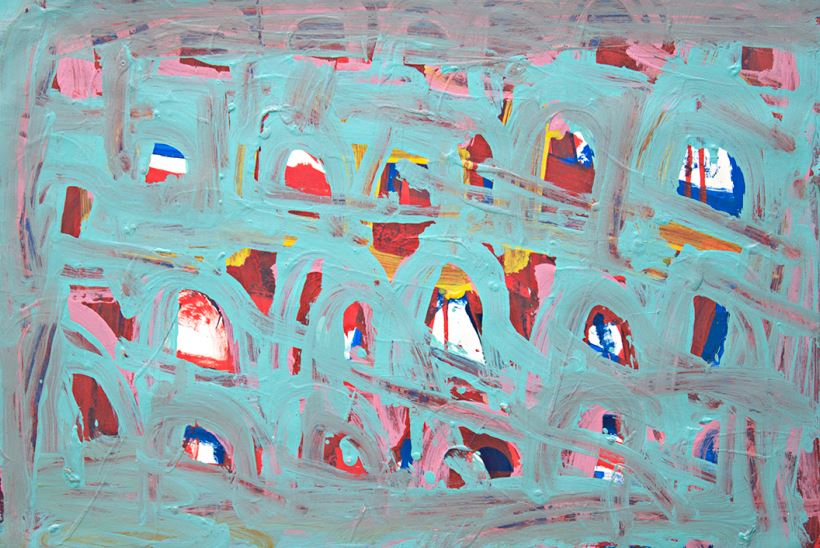 Windows: Warren O'Brien Solo @ Arts Project Australia