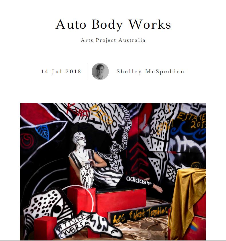 MEMO REVIEW: Auto Body Works Exhibition Review | 2018