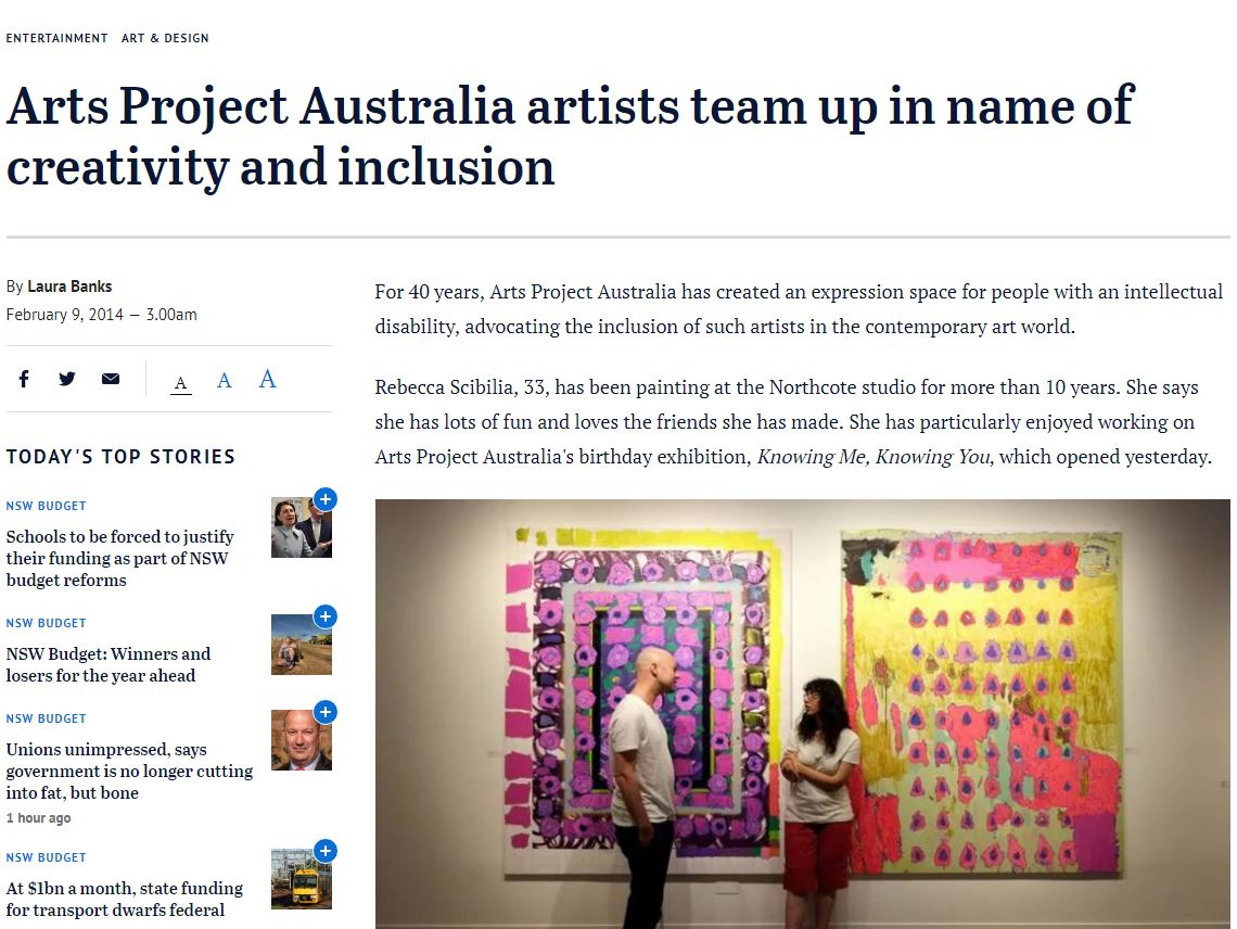 THE AGE: Knowing Me, Knowing You Exhibition Feature | 2015