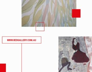 Emily Dober Red Gallery ad
