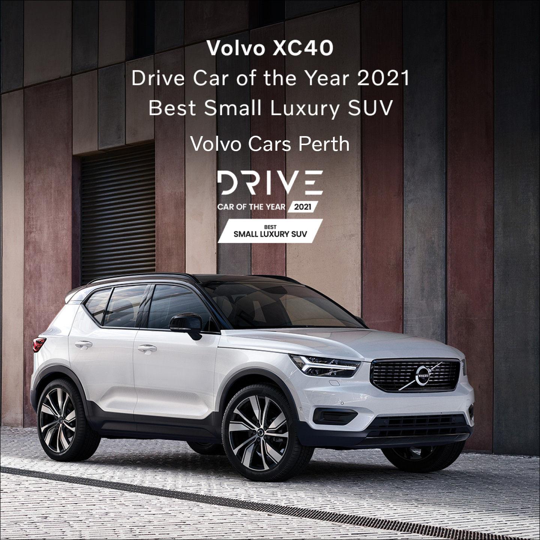 XC40 DCOTY 2021