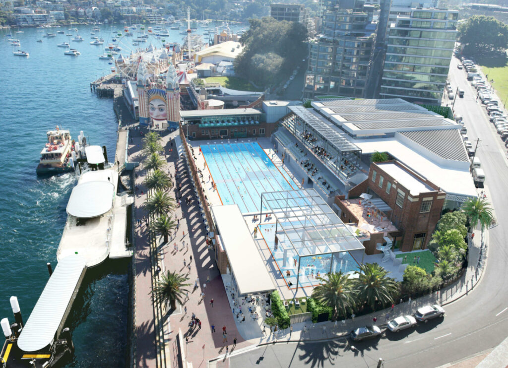 Image for North Sydney Olympic Pool Redevelopment