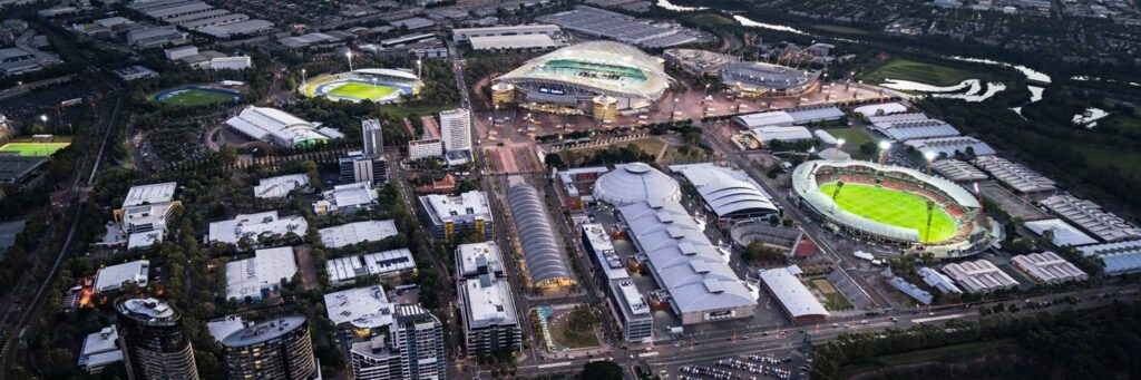 Image for Sydney Olympic Park Town Centre