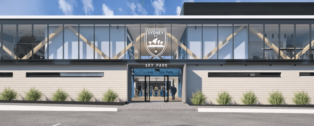 Image for Sydney FC Centre of Excellence