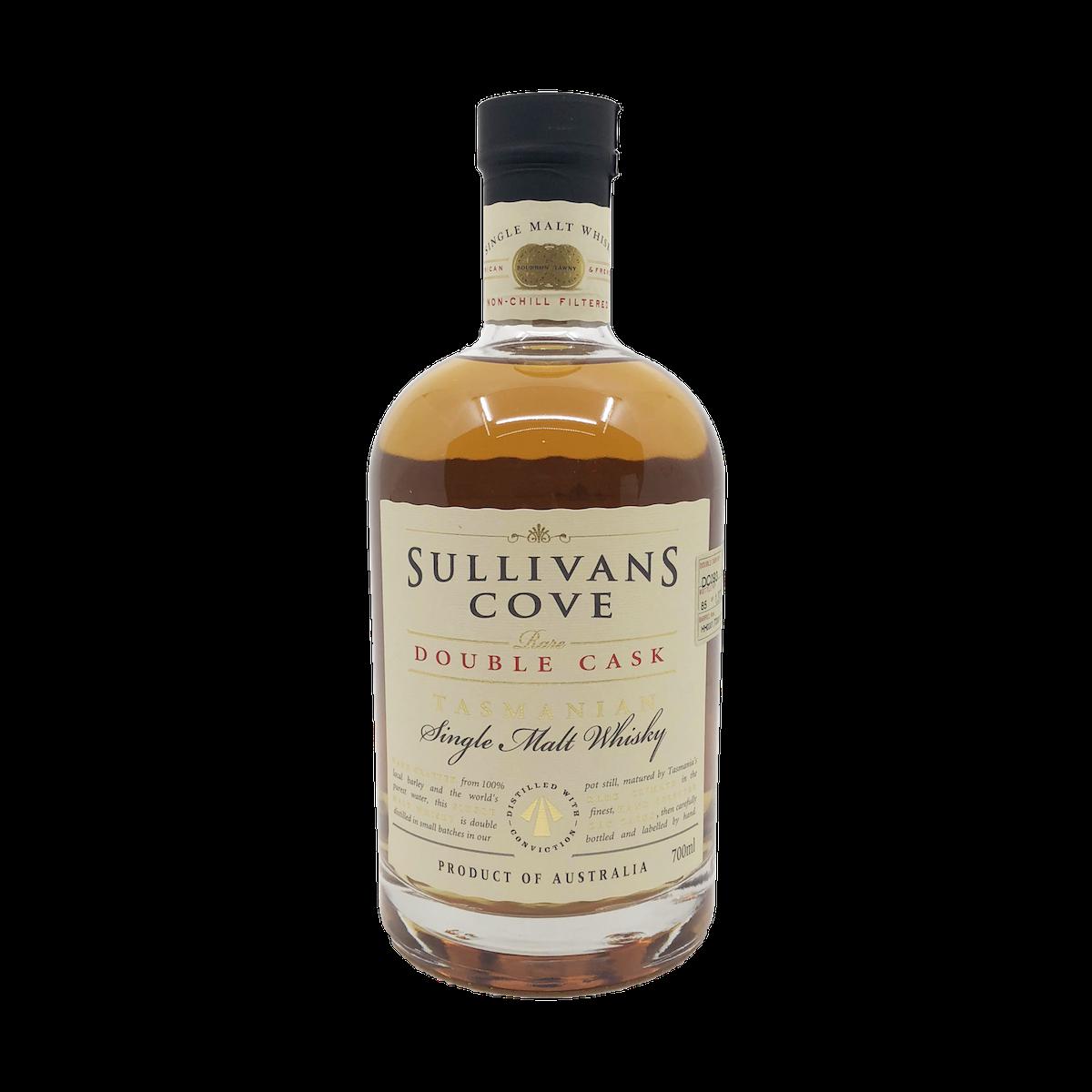 Sullivans cove single malt whiskey