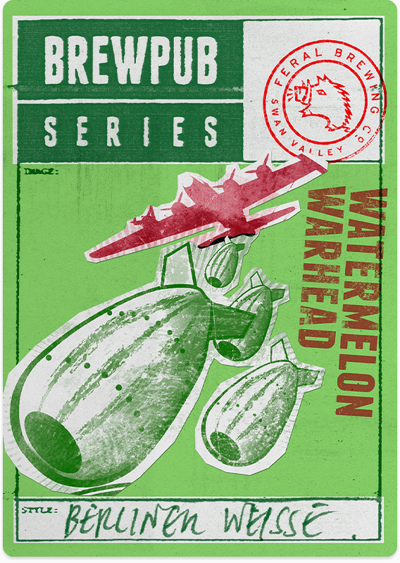 Watermelon Warhead