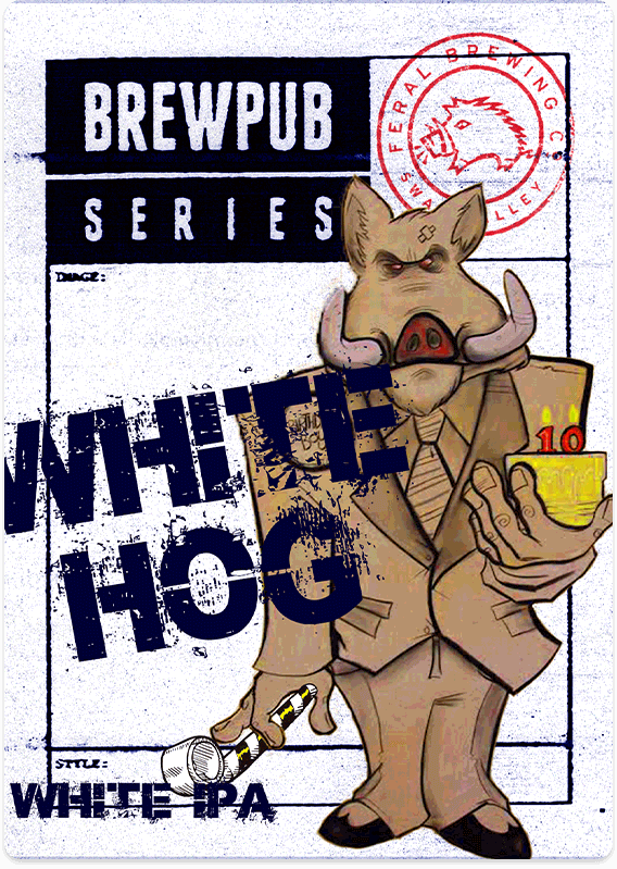 White Hog IPA
