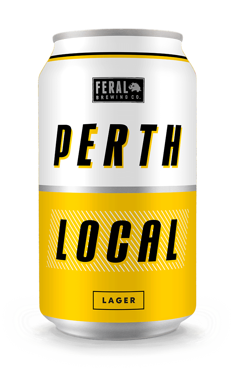 Perth Local Lager
