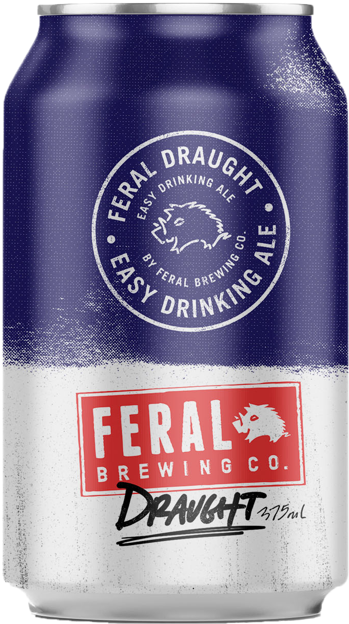 Feral-Draught-Can
