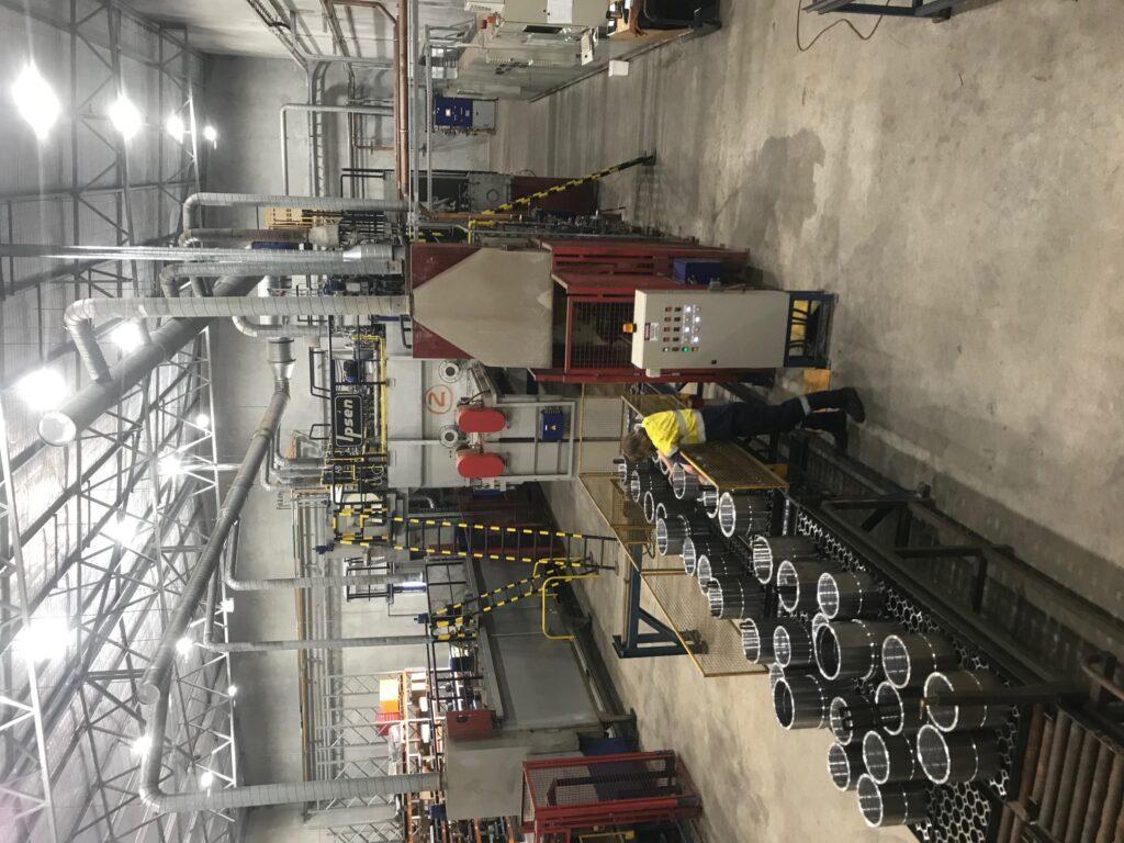 IPSEN Heat Treatment facility - Geographe