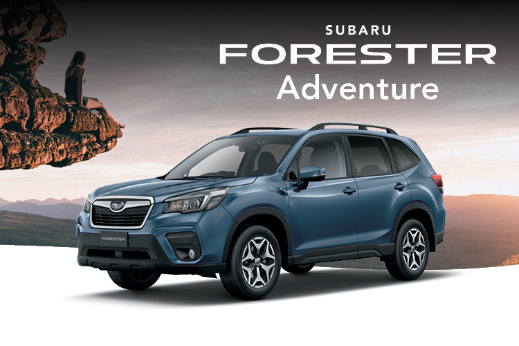 Forester Adventure Special Edition