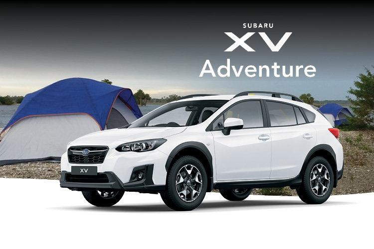 XV Adventure Special Edition