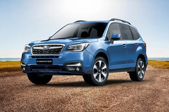 2018 Subaru Forester 2.5i-L Luxury Edition