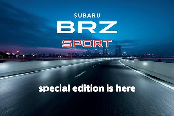 BRZ 2.0 Premium Sport
