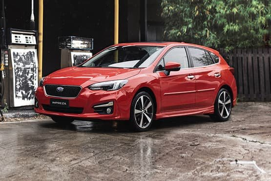 Impreza Sports Styling Pack