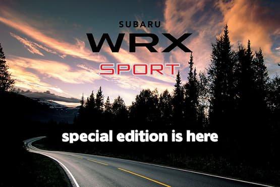 WRX 2.0 Premium AWD Sport