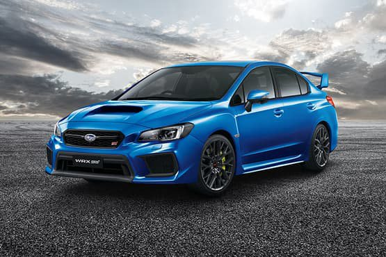 WRX STI Finance Offer