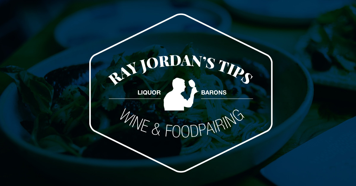 Tips from the Expert: Ray Jordan on Wine and Food Pairing