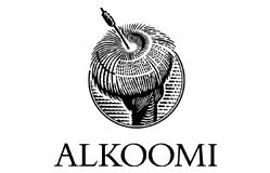 Alkoomi White Label Cab Merlot logo