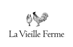 La Vieille Ferme Rose logo