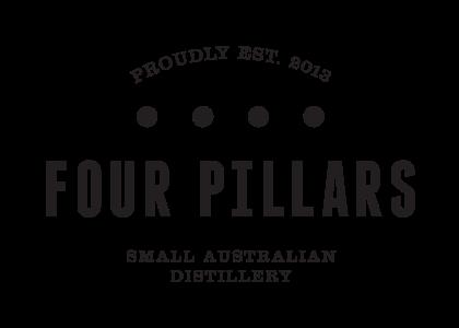 Four Pillars Rare Gin logo