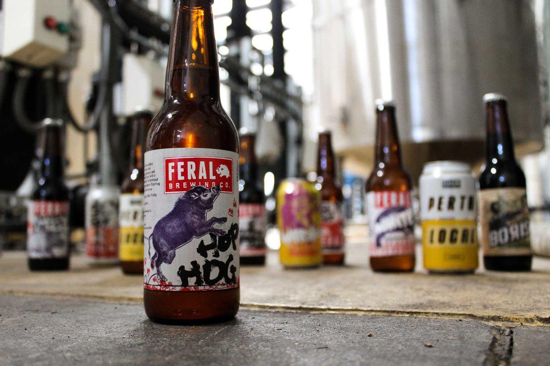 Feral Brewing Co. Hop Hog