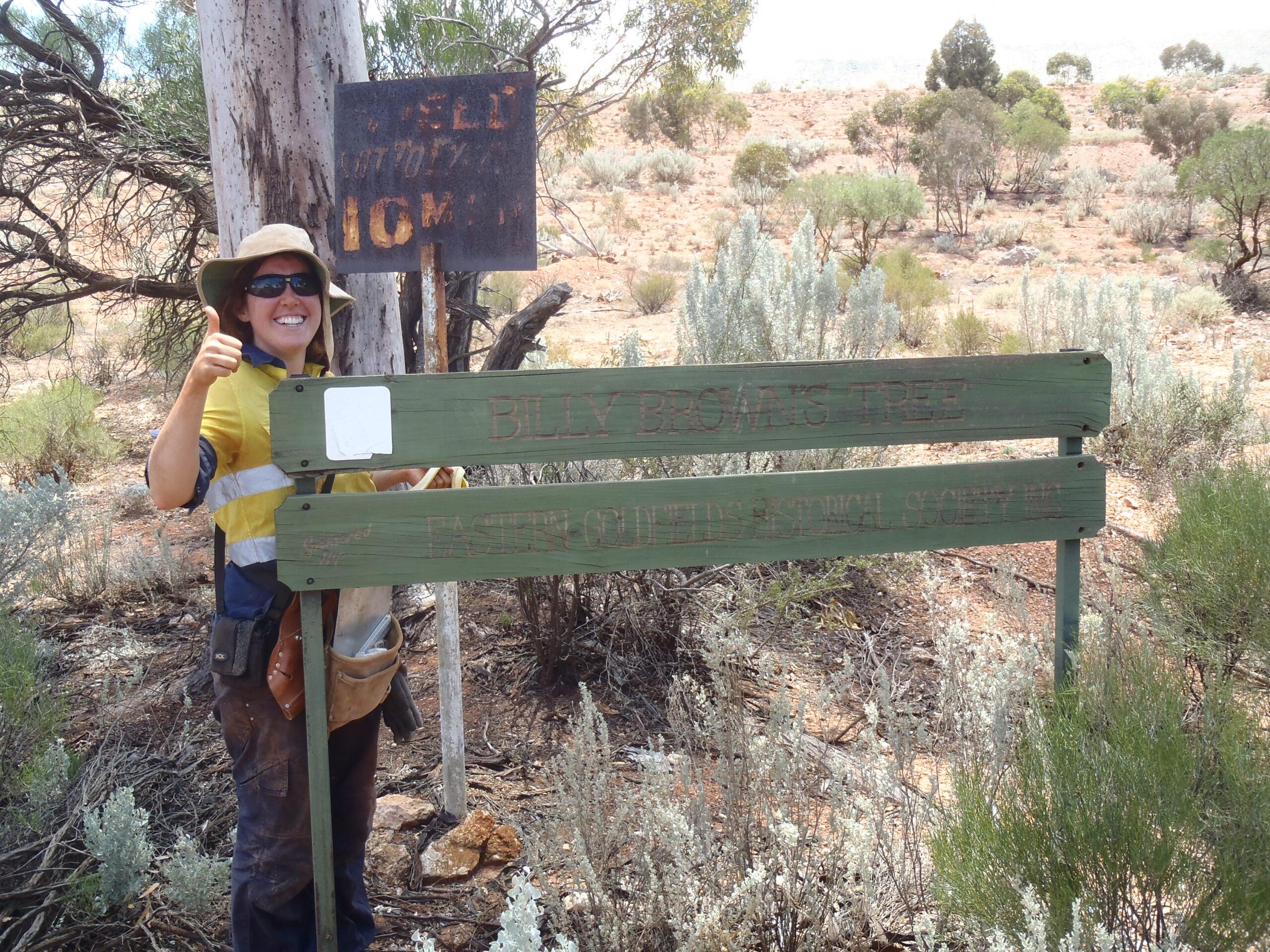 Celine Mangan, Principal – Mine Closure and Rehabilitation at Mineral Resources