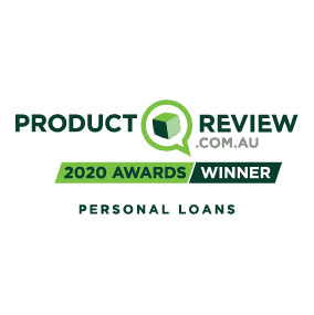 Product review logo