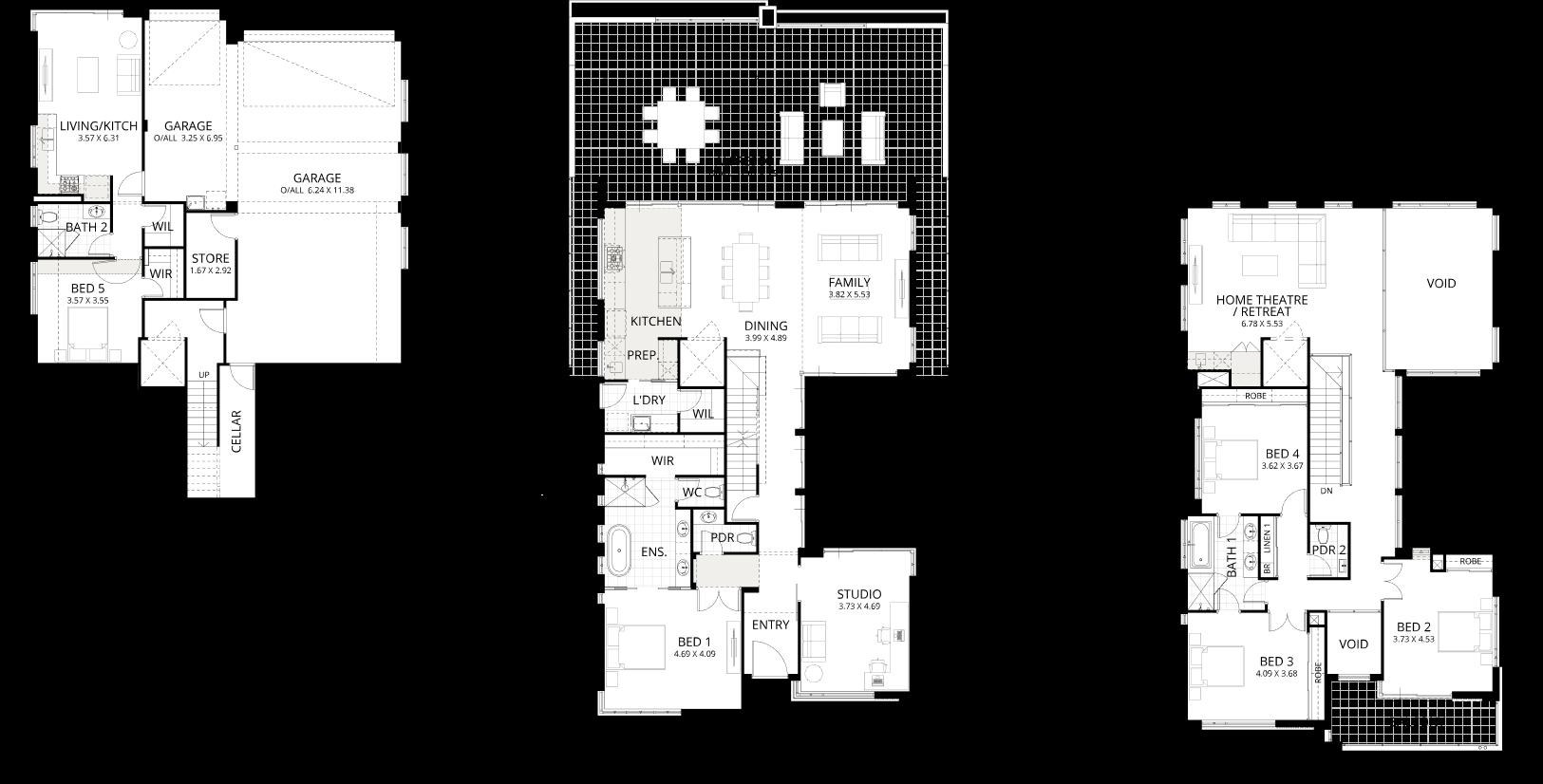 Floorplan for Capital