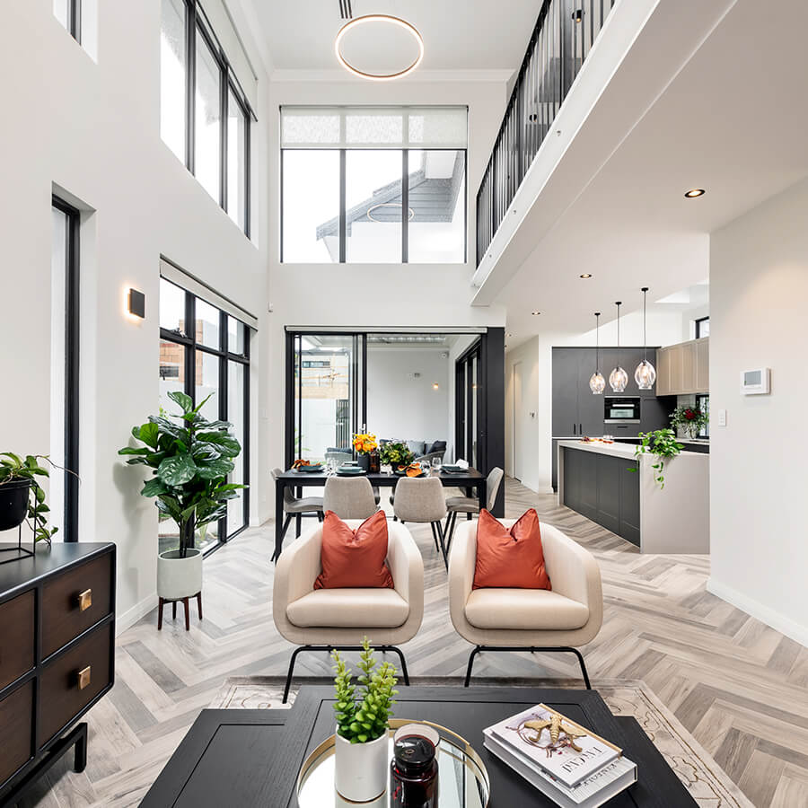 Luxury Double Storey Home - Stannard Homes