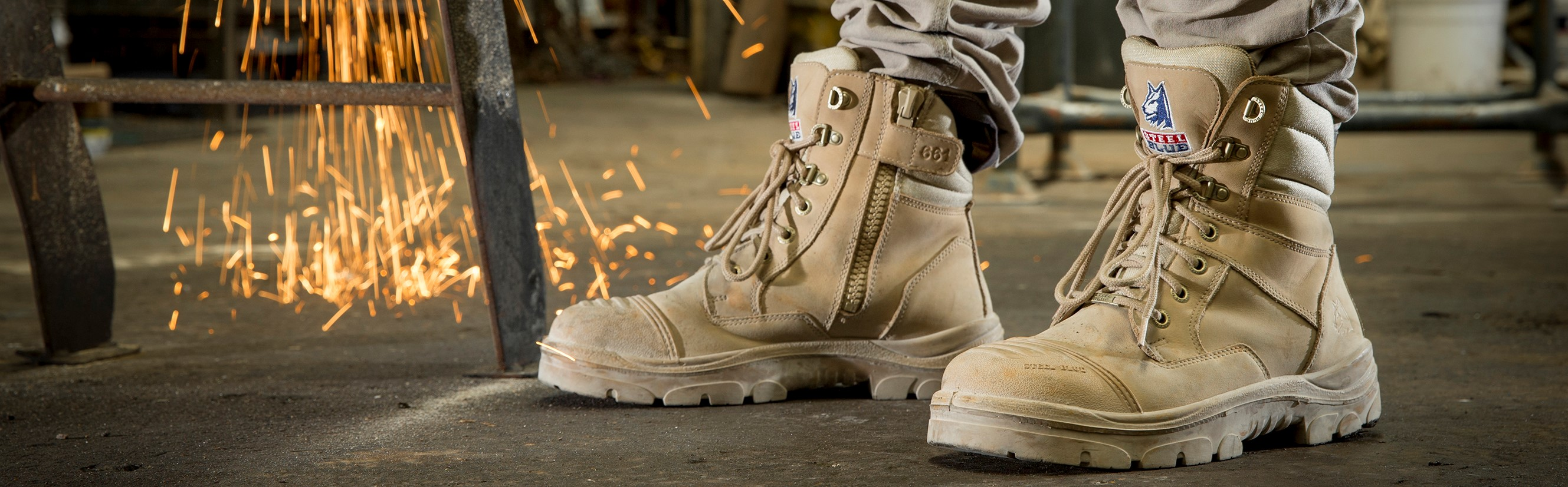 best work boots for being on feet all day