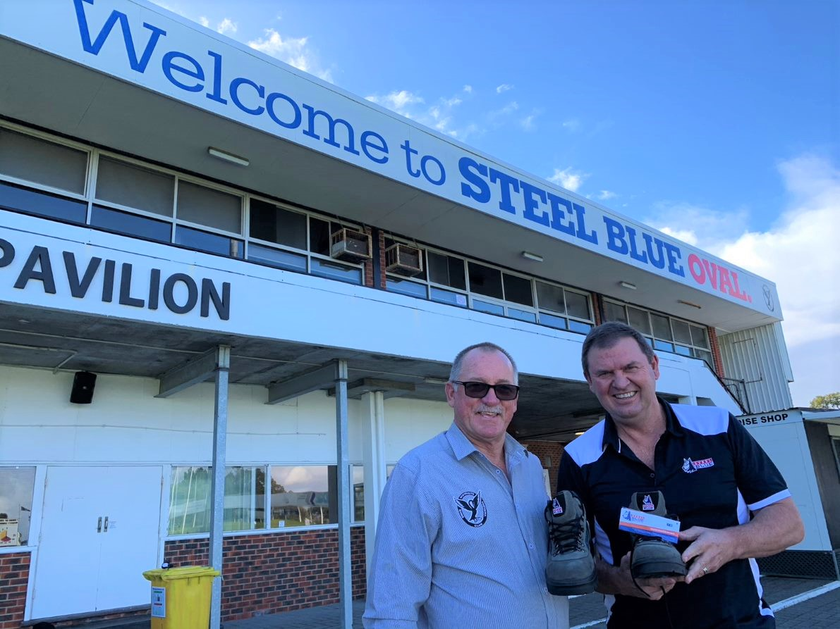 Ross and Peter – Swan Districts