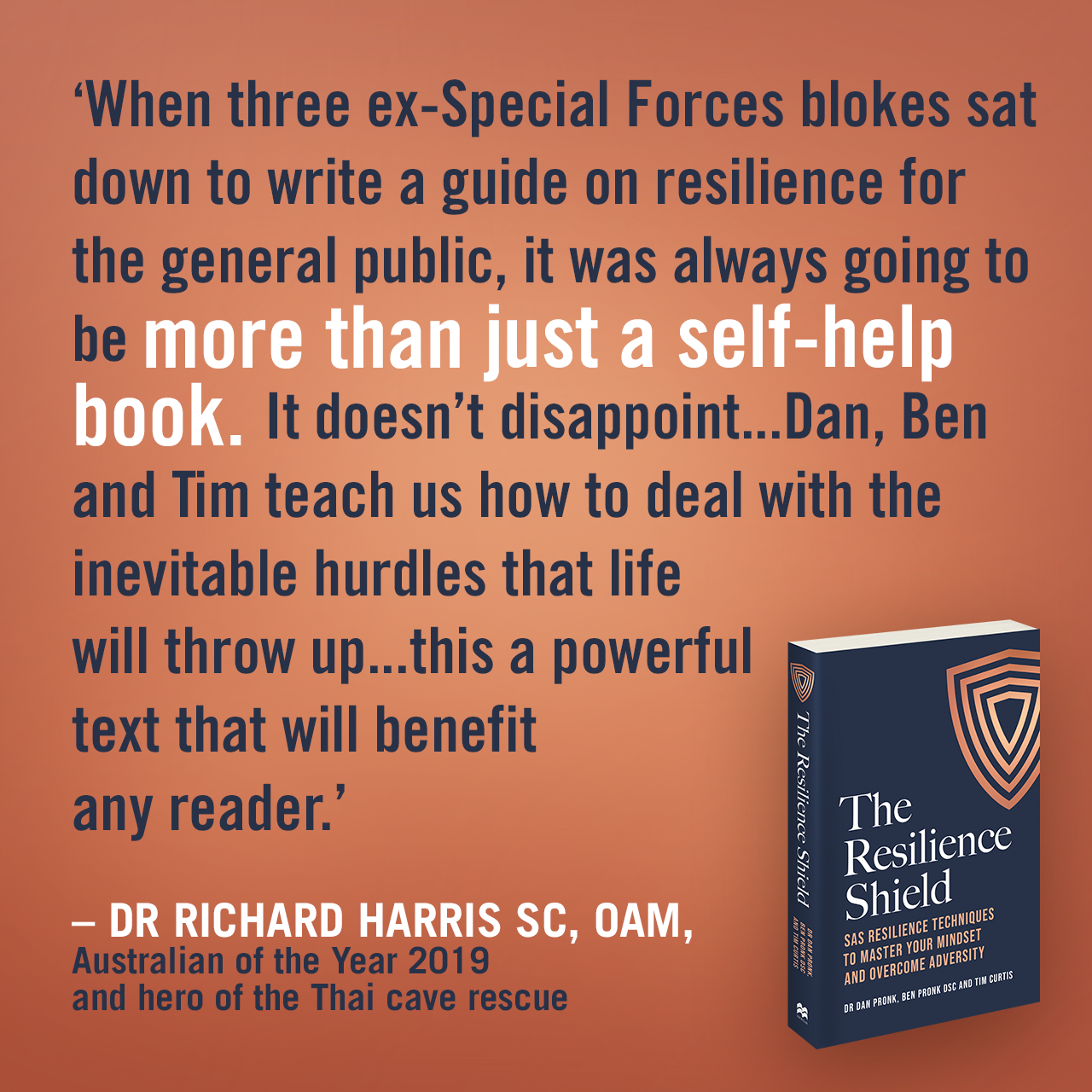 The Resilience Shield_Quote Tile_Dr Richard Harris