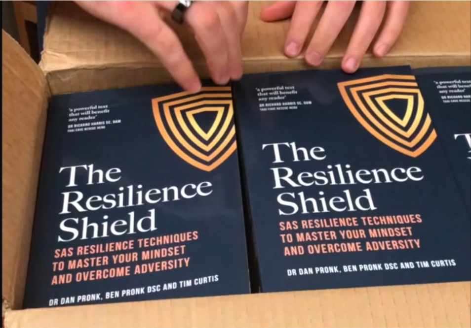 """Unboxing """"The Resilience Shield"""""""