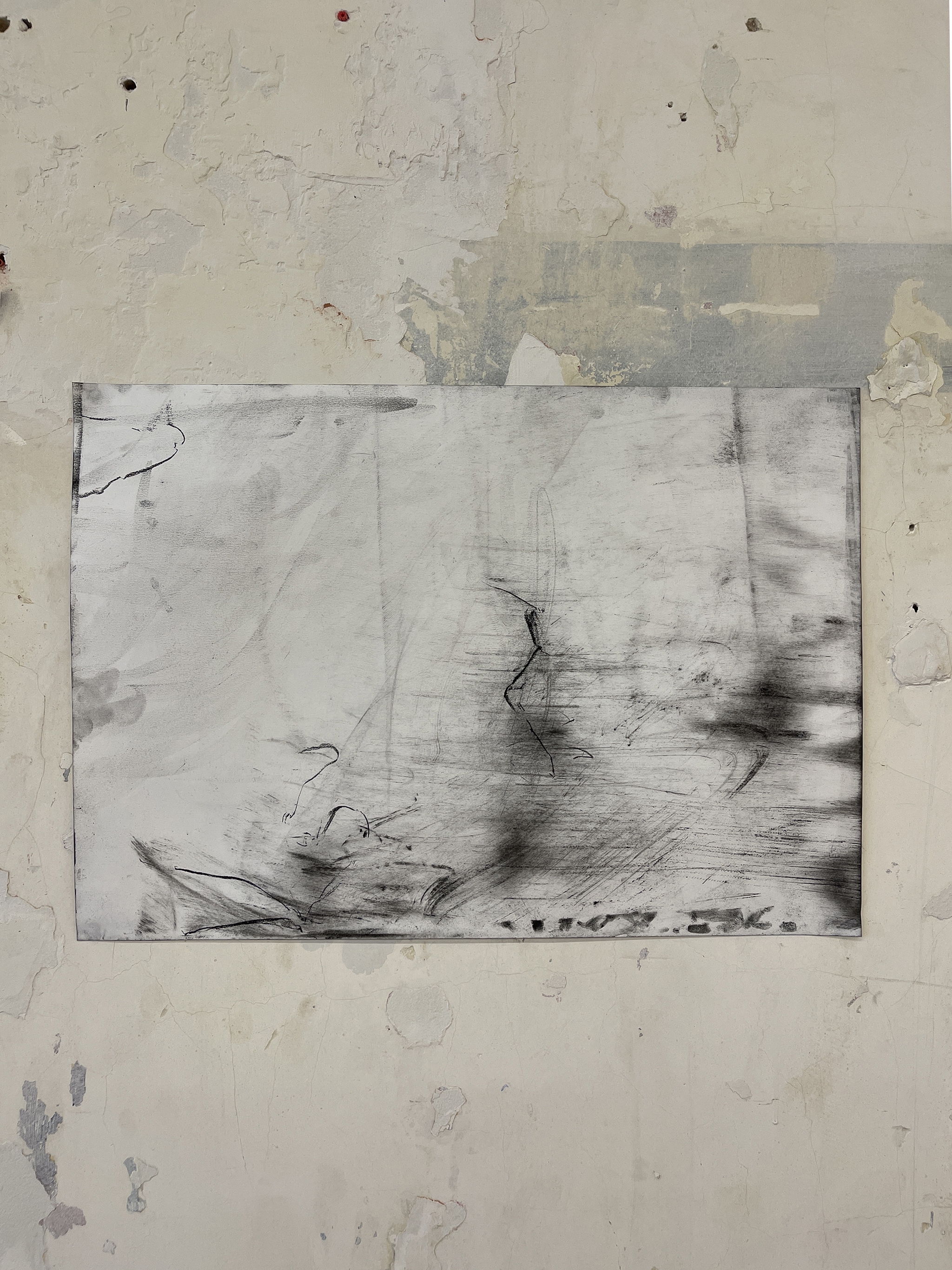 Liam Costar At the above a mindscape Drawing A2 Situ 05