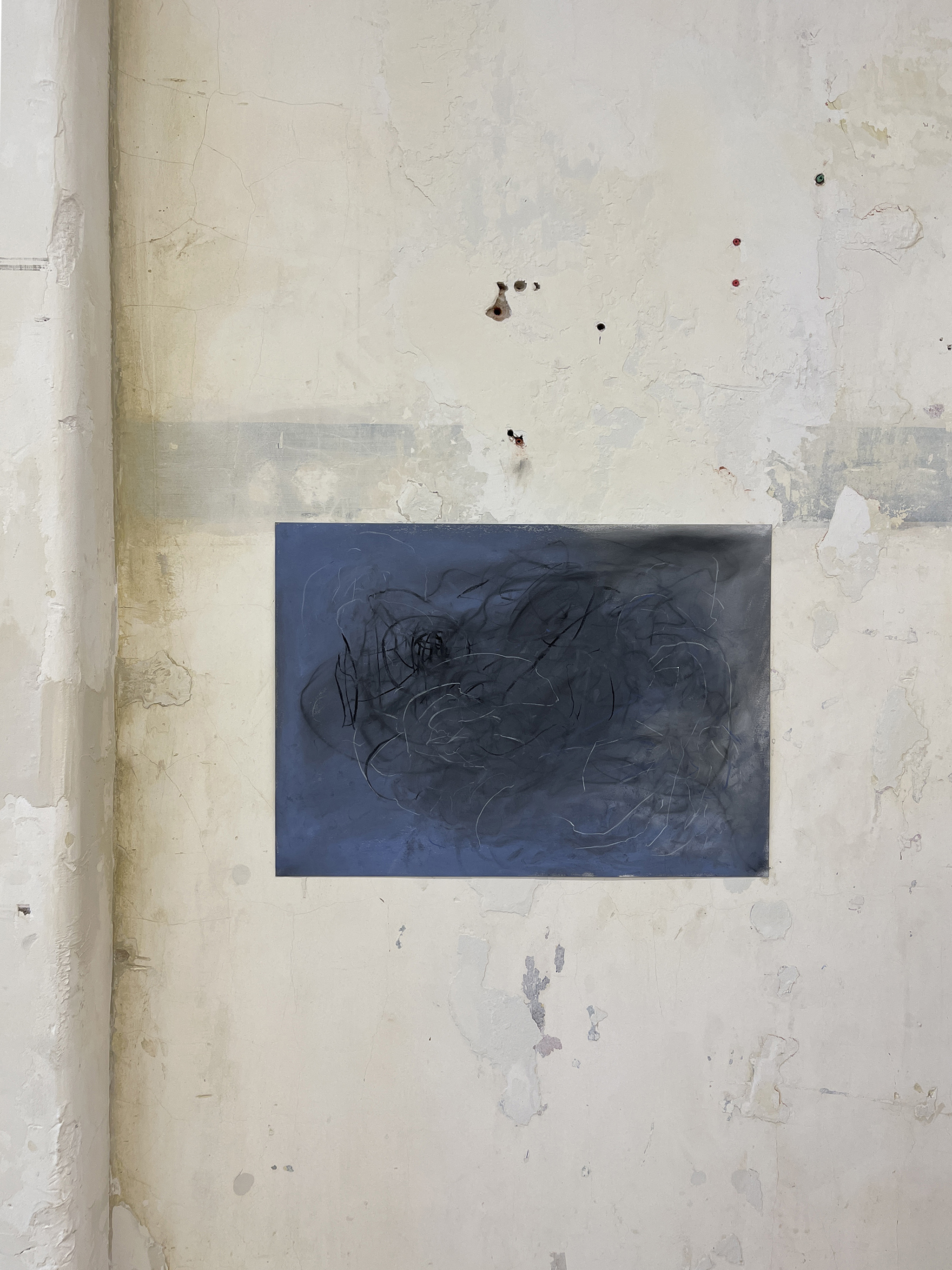 Liam Costar At the above a mindscape Drawing A2 Situ 08