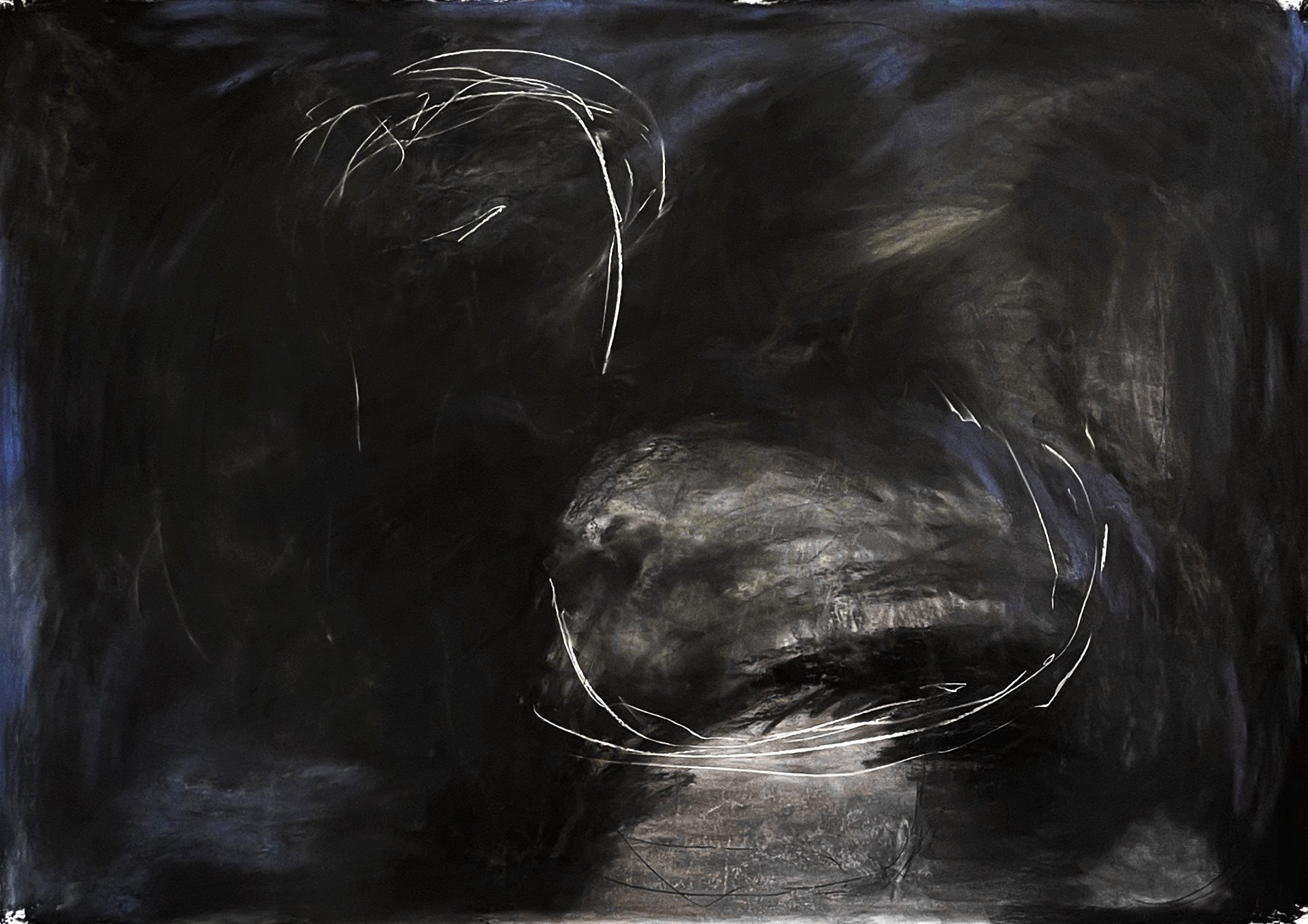 Liam Costar At the above a mindscape Drawing Large 2