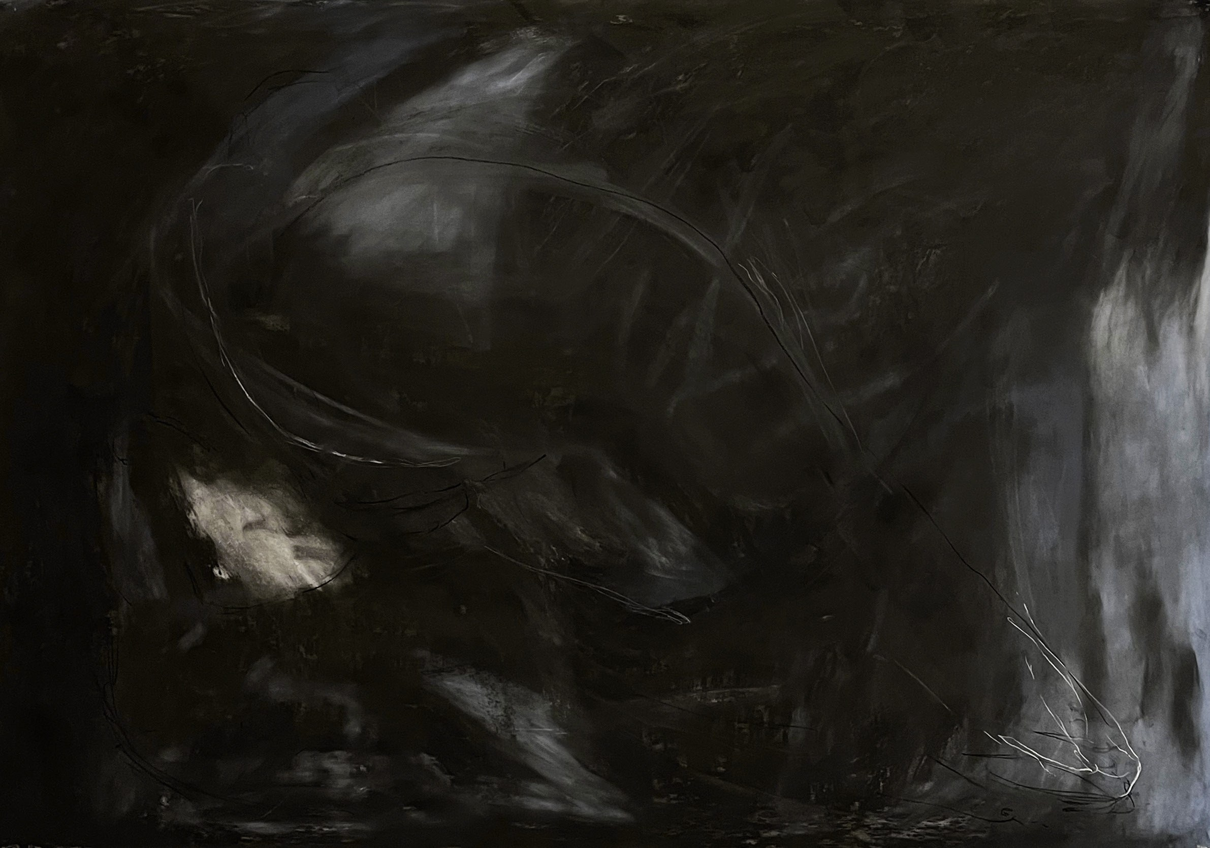 Liam Costar At the above a mindscape Drawing Large 3