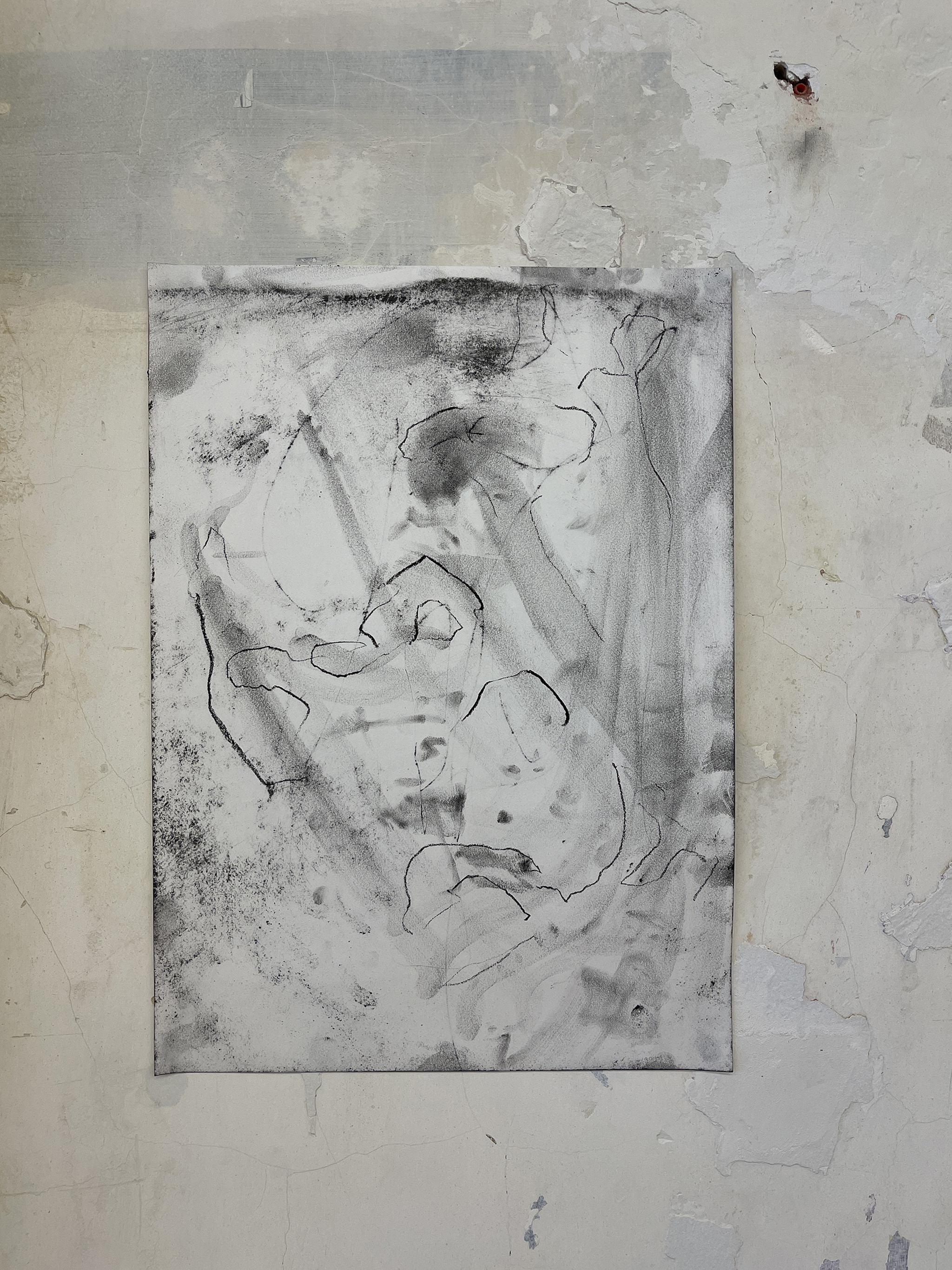 Liam Costar At the above a mindscape Drawng A3 Situ 01